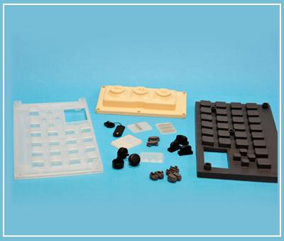 各式電路板防水橡矽按鍵